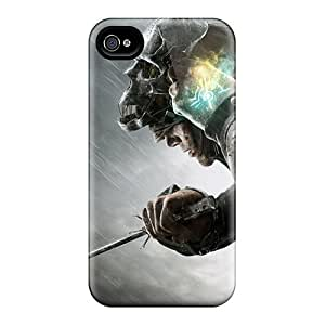 For Dishonored Game Protective Case Cover Skin/iphone 5/5s Case Cover