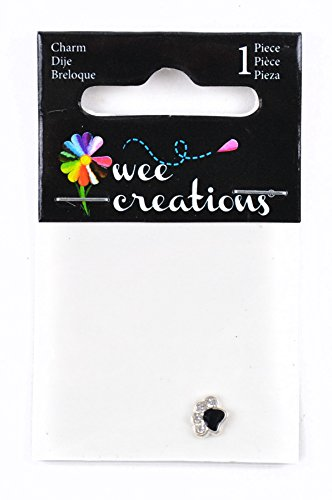 Wee Creations 1 Piece Charm Silver