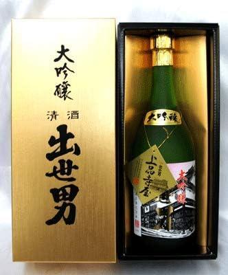 河合酒造 出世男 大吟醸 720ml