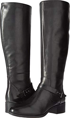 Bandolino Women's BLOEMA Fashion Boot, Black, 9 M US
