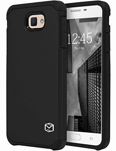 Slim Shockproof Case for Samsung Galaxy On7 (Black) - 7
