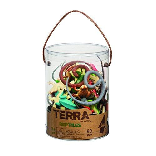 Battat Terra Reptiles in Tube Playset ()