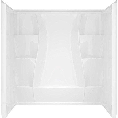 Delta Faucet TV205447 Delta Faucet Co. 32x60 WHT Shwr Wall Set (Wall Shwr)