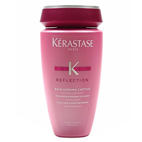 Kerastase Reflection Bain Chroma Captive Color Radiance Protecting Shampoo, 8.5 Ounce by Kerastase
