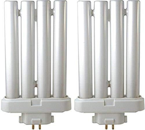 - EiKO FML27/65 QuadTube Compact Fluorescent Light Bulb, 27 Watts, GX10q-4 Base, T-4 Bulb, 5.7