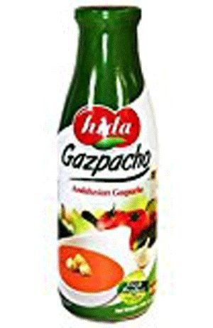 Andalusian Gazpacho. Imported from Spain