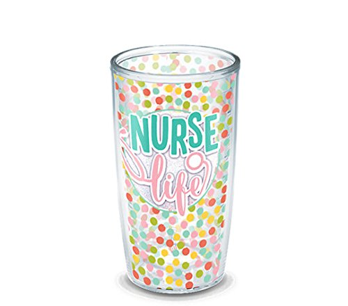 Tervis Nurse Life Polka Dots Tumbler