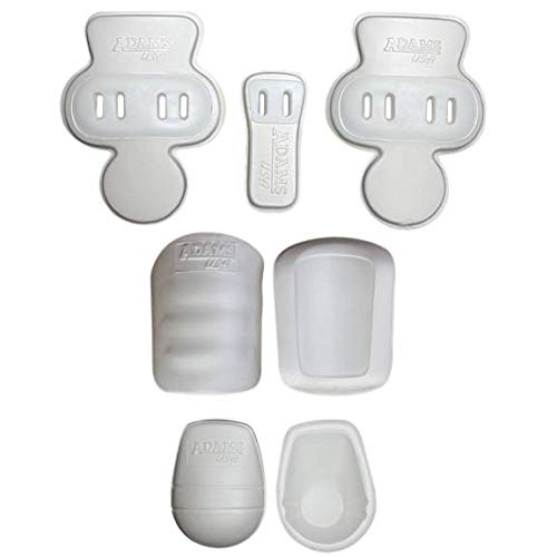 Adams Adult 7 Piece Complete Football Pad Set ()