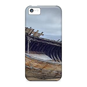 High Grade EOVE Flexible Tpu Case For Iphone 5c - Aboned Boat