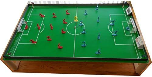Duplay Juego de mesa magnética de fútbol (extra grande) – Juego de ...