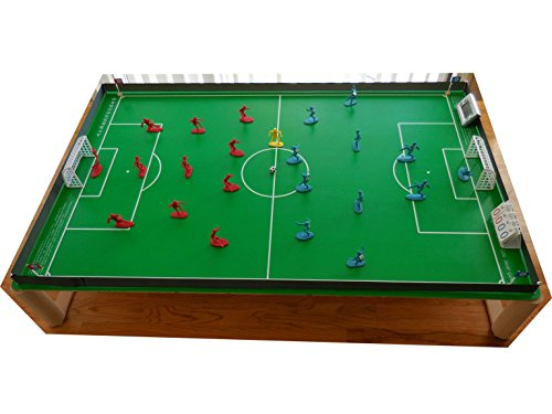 Duplay Magnetic Table Soccer Game (ExtraLarge)-Foosball Table Football Game Magnetic Game Soccer Match Table Game Tabletop Sports Toy Board Game Table Top Stress Relief Sporting Entertainment Futbolin