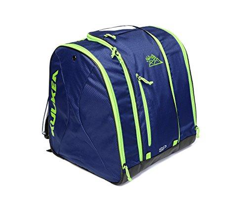 KULKEA Speed Pack - Ski Boot Bag,Smoke Blue/Green
