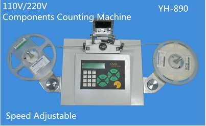 Boshi Electronic Instrument YH-890 220V/110V Automatic SMD Parts Counter Components Counting Machine WIth High-speed, Precision, Zero Error, by Boshi Electronic Instrument (Image #6)
