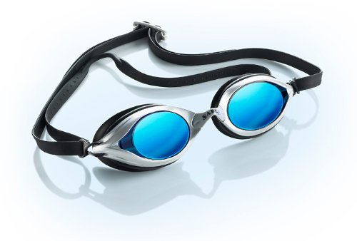 Sable WaterOptics RS 101 Mirrored Goggles (Water Sable)