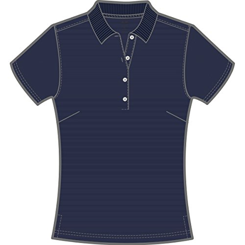 adidas Golf A131 Ladies' Climalite Basic Short-Sleeve Polo