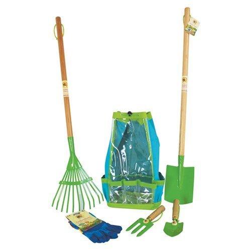 Little Pals Children Garden Tool Kit by Little Pals