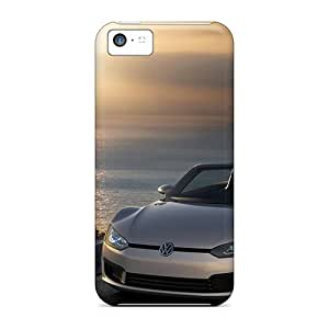 Iphone 5c Bluesport Sunset Print High Quality Frame Cases Covers
