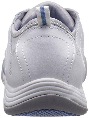 bleu cuir Fashion femme Grasshoppers pour Lace Explore blanc Sneaker 6w0q88
