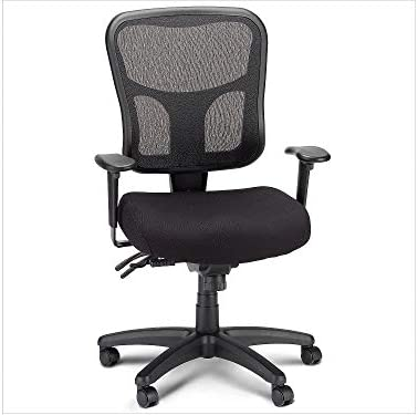 Tempurpedic Tempur-Pedic TP8000 Ergonomic Mesh Mid-Back Task Chair Black