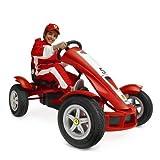 BERG Toys 06.26.52.00 Ferrari FXX Racer Pedal Go Kart