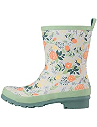 Women's Noxon Rubber Rain Boots, | Wildlife Tracker, Midnight Floral, Storm Gray, Mint Leaf, Hunter Green & Khaki, Coral Roses, Black