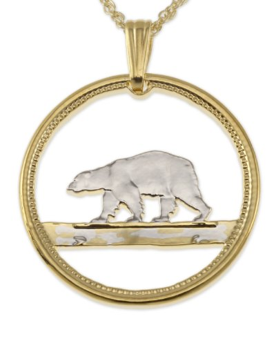 polar bear necklace - 9
