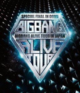 ビッグバン / BIGBANG ALIVE TOUR 2012 IN JAPAN SPECIAL FINAL IN DOME -TOKYO DOME 2012.12.05-[初回生産限定盤]