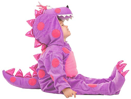 Princess Paradise Baby's Teagan The Dragon Deluxe Costume, As Shown, 18M/2T