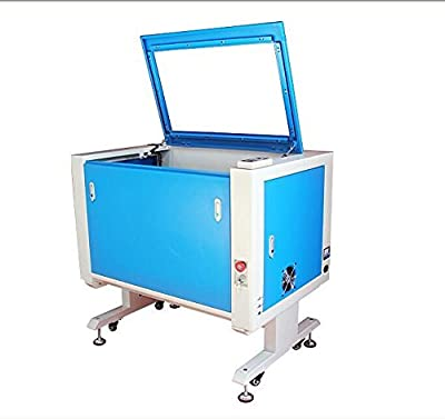 DIHORSE Laser Engraving Laser Cutting Machine Rotary Axis 50W Co2 Laser 300x500mm Cutting Machine for Arts and Crafts