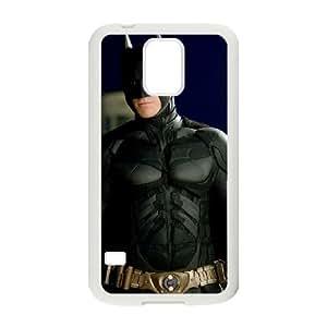 Batman Samsung Galaxy S5 Cell Phone Case White J9888612