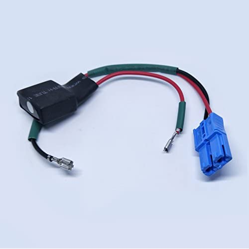 power wheels wiring harness 50 off princess carriage 24v battery wire harness fuse connector  50 off princess carriage 24v battery