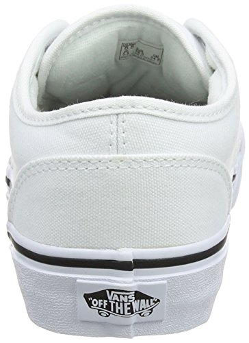 Uomo Vans Bianco Foxing Black Sneaker Atwood 0PCc4PqA