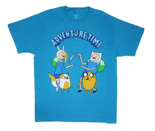 T-Shirt - Adventure Time - Twins