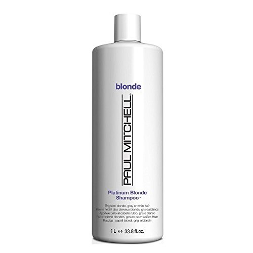 Paul Mitchell Platinum Blonde Shampoo, 33.8 Ounce