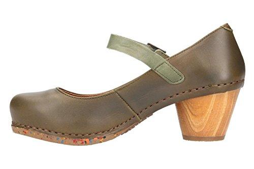 Zapato Verde 1113 Kaki Art Heritage Laugh zxATYzqr
