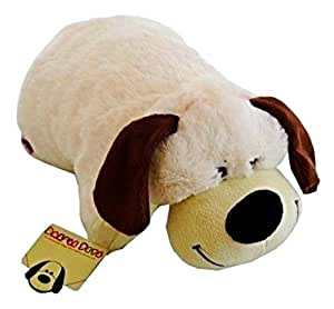 Amazon.com: Dazzle Pets, Light up Plush Doll Pillow for Kids! Droopy the Dog: Toys & Games