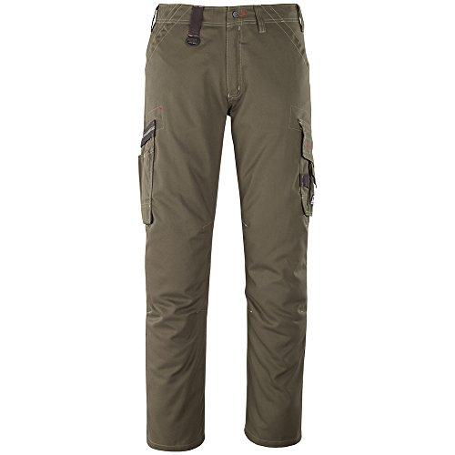 Mascot 07279-154-19-82C48 Rhodos Pantalon de service Taille Longueur 82 cm/C48 Vert Olive