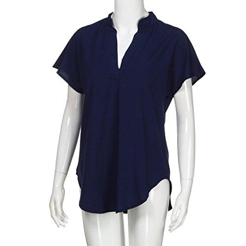 ... Holeider Tops Damen Sommer T Shirt Damen Sommer, Frauen Damen Shirt Oberteile  Blusen T- ... cc959e0579
