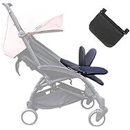 Stroller Footrest for Babyzen YOYO+ Accesories Footboard Sleepping Extend Board Prams 2018 Upgrade Longer 8.26 inch