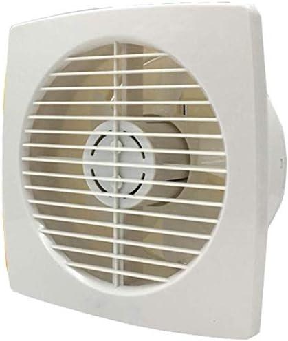 DX ventilación de Escape Extractor de ventilación Silencio ventilación Extractor de baño partición del Ventilador/Ventana Extintor / 195mm Industrial/Cocina/baño: Amazon.es: Hogar