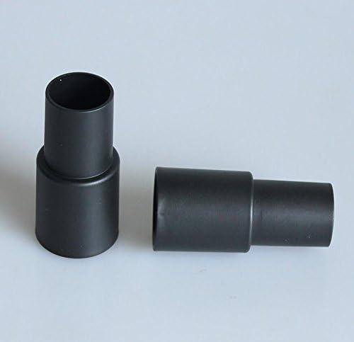 dersoning 32 mm a 35 mm adaptador de manguera de aspirador adaptador de puerto de polvo accesorios para aspiradora (negro): Amazon.es: Hogar