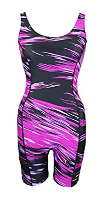 Adoretex Women Lycra Unitard Swimwear