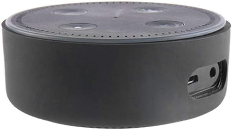 Silicone Protective Ultrathin Proof Sleeve Case Cover For Amazon Echo Dot 2nd