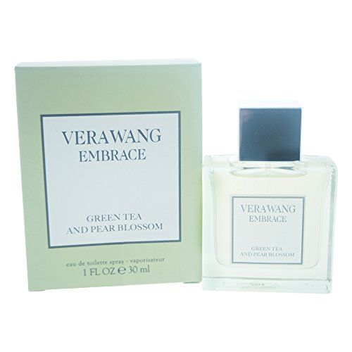 Vera Wang Embrace Green Tea and Pear Blossom, 1 Ounce ()