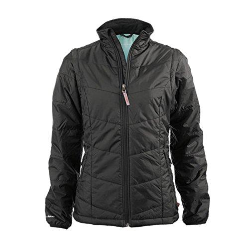 Brookstone Women's 2-in-1 Packable Jacket