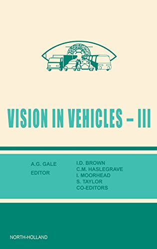 Vision in Vehicles III