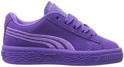Badge Classic Kids' Electric Sneaker Suede Puma Purple qtzBx7tw