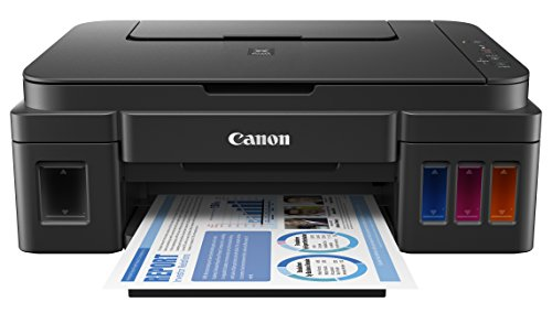 Canon PIXMA G2200 Megatank All-In-One Printer, Print, Copy and Scan Canon Usa Ink Tanks