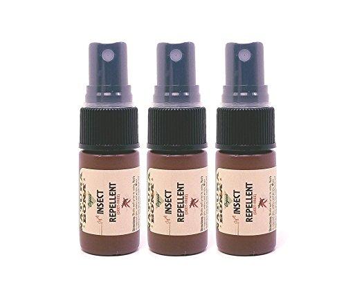Deet Free Insect Repellent Bottle - 3