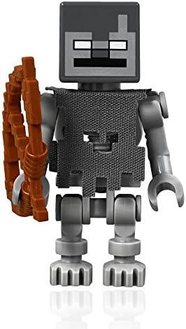 LEGO Minecraft Minifigure - Stray The SkeletonCube Skull (21142)